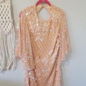 asos Beaded dress